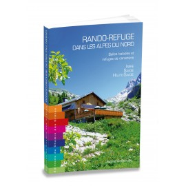 Rando-refuge dans les Alpes...